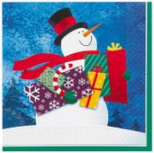 Ubrousky Snowman gifts