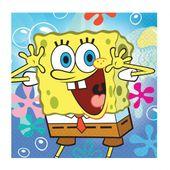 Ubrousky Spongebob