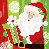 Ubrousky Veselý Santa