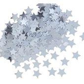 Konfety Star stříbrné