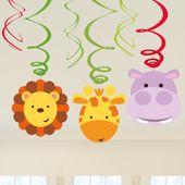 Spirály Jungle Animals