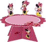 Stojan na dort Minnie Mouse