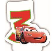 Svíčka 3 Cars