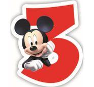 Svíčka 3 Mickey