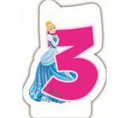 Svíčka 3 Disney Princezny
