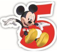Svíčka 5 Mickey