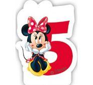 Svíčka 5 Minnie