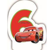 Svíčka 6 Cars