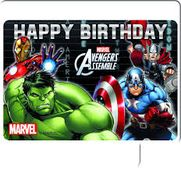 Svíčka Avengers