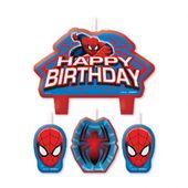Svíčky Spiderman
