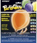 Svíticí LED balónky