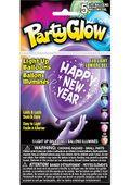 Svítící LED balónky Happy NY