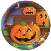 Talíř velký Dětský Halloween