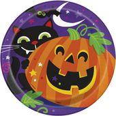 Talíř Happy Halloween