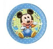 Talíř malý 1.narozeniny Mickey