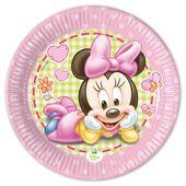 Talíř malý 1.narozeniny Minnie