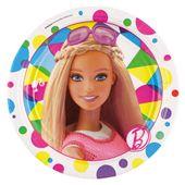 Talíř malý Barbie Sparkle