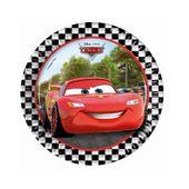 Talíř malý Cars Red