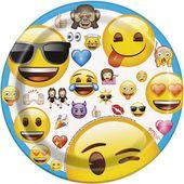 Talíř malý Cool Emoji