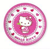 Talíř malý Hello Kitty