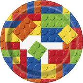 Talíř malý Lego