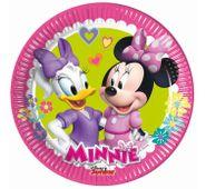 Talíř malý Minnie Happy Helpers