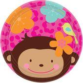Talíř malý Monkey Love