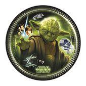 Talíř malý Star Wars Yoda