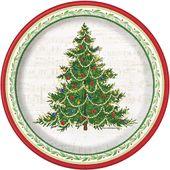 Talíř malý Tradiční Vánoce