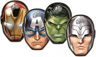 Talíř Maska Avengers