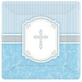 Talířek modrý křížek
