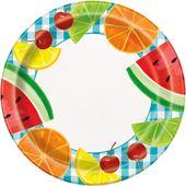 Talíř Ovocný piknik