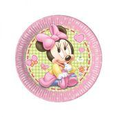 Talíř velký 1.narozeniny Minnie