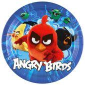 Talíř velký Angry Birds film