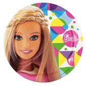 Talíř velký Barbie Sparkle
