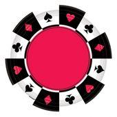 Talíř velký Casino