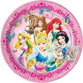 Talíř velký Disney Princezny