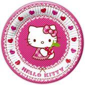 Talíř velký Hello Kitty