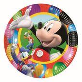Talíř veľký Mickey Mouse