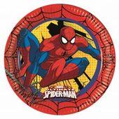 Talíř veliký Spiderman Ultimate