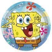 Talíř velký Spongebob