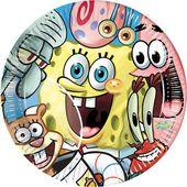 Talíř velký Spongebob*