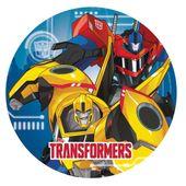 Talíř velký Transformers RID