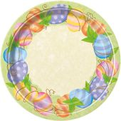Talíř velký Velikonoční kraslice
