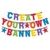 Udělej si svůj banner