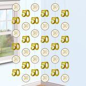 Závěsná dekorace 50 Happy Years