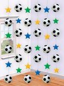 Závěsné dekorace football