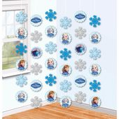 Závěsné dekorace Frozen