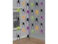 Závěsné dekorace pavouci