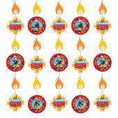Závěsné dekorace Požárnik Sam